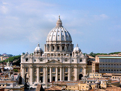 basilica di san pietro - vaticano