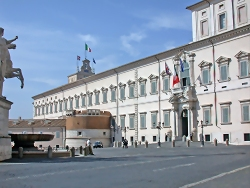 palazzo del quirinale