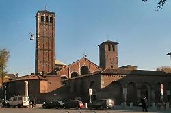 basilica di sant´ambrogio