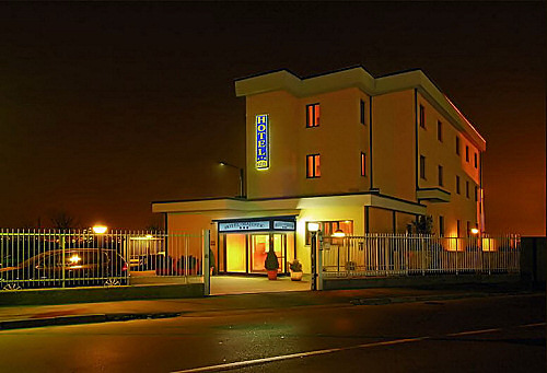 Hotel Majestic Linate Airport
